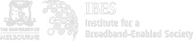 University of Melbourne - Institute for a Broadband-Enabled Society