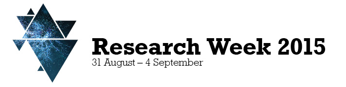 Research Week banner